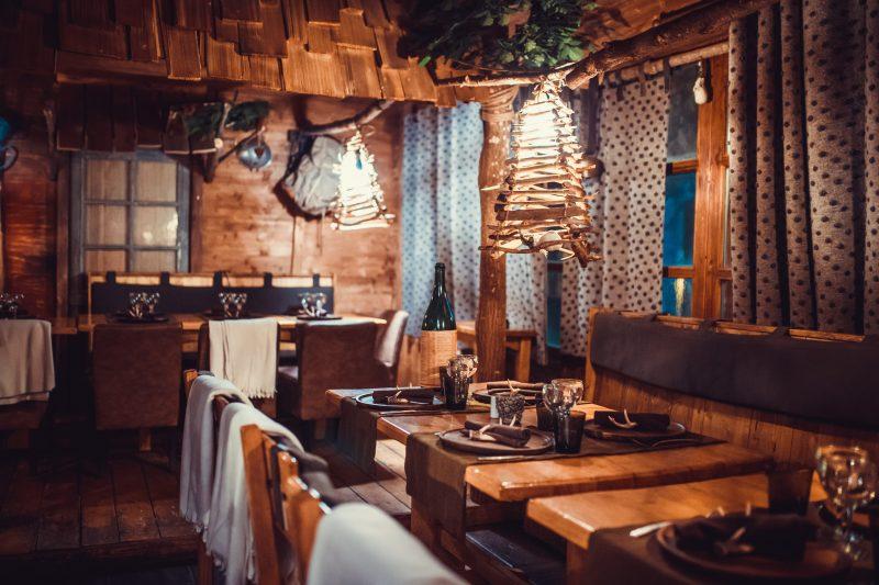 מסעדה מקומית יוקרתית בוואל טורנס